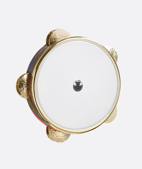 Emin Percussion | Tef-Ebru Tasarımlı Dövme Prinç Zilli